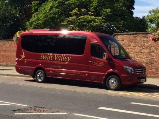 19 Seat Mini Bus