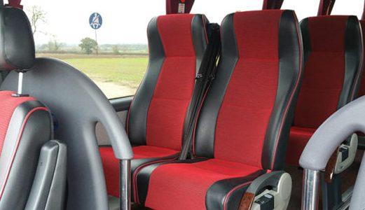 16 Seat Mini-Bus