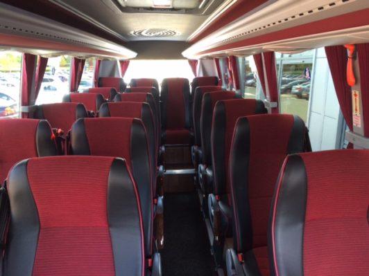 19 Seat Mini-Bus